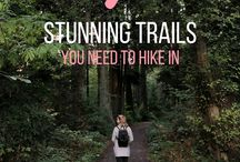 Hiking and National Parks