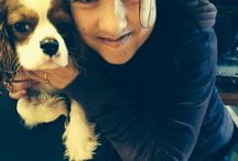 Já A Můj Pejsek Charlie 15.10.20142014Me And My Dog Charlie 15.10.2014 / Já/Me