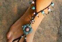 sandale de vara din ata