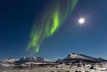 Aurora Borealis - Northern Light, Vesterålen, Northern Norway / All images by Frank Olsen, Norway. Mostly from the Vesteralen / Vesterålen archipelago.