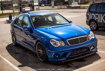 Mercedes W203 AMG