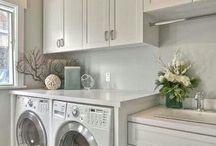 Laundry Room / by Katelyn Mancini