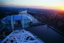 The London Eye / The London Eye is now part of the Merlin Events London portfolio! Why not incorporate this incredible experience into your next event? http://www.merlineventslondon.com/london-eye-vip-experience/