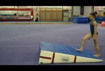 Gymnastics progression