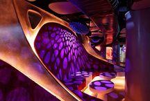 club bar cafe