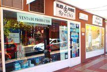 NUESTRO SALON / Ro&Che's, centro de peluquería y salón de belleza ubicado en Madrid. Nos dedicamos a prestar servicios profesionales de peluquería, estética unisex y venta personalizada de productos cosmeticos. C/ Guitiérrez Canales, nº 1 (Semiesquina con C/ Alcalá 599) 28022 Madrid  Teléfono 913 202 283 www.salonroches.com