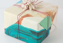Wrapping / Gift wrapping ideas