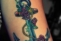 Sailor tattoos / For my right side of my body / by Amberly Dennis