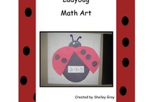 "Mommy School ""Math"" / by Gina Grillion"