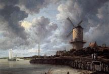 Landscapes (by Jacob van Ruisdael)