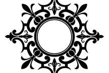 Artesanato - latonagem peças e moldes / Moldes e peças