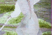 Tapestry art/weaving