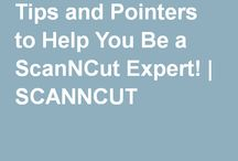 ScanNCut tips and techniques
