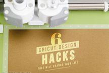 CRICUT Tips / Hacks