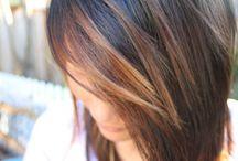 Hair / by Jayel Moreno - Realtor - CornerStone Realty
