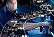 Fast and Furious / by charlie spaina