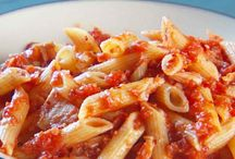 Glorious Pasta Dishes