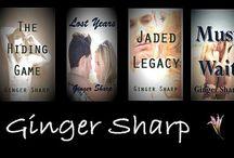 My Novels / Sassy over the top romantic adult novels!