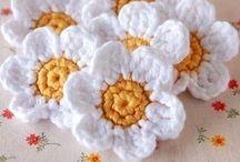 fiori uncinetto