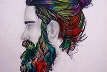 beard-hair