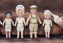 Dolls: All-bisque Miniatures