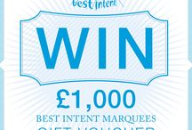 Marquee / Posting from Best Intent Marquees