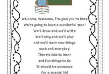 Preschool Theme: All About Me / by Heather Emily Ruth Chappell