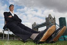 Tallest Man In The World: Guinness World Records / Get all the details about Tallest Man in the World.