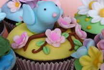 Birds, Bees and Butterflies Baby Shower