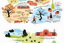 Helsinki Travel Prints