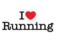 Gone running