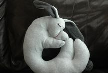 Neck Pillow / by Roseli Barbosa