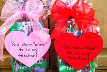teacher gifts / by Jeanette Martinez