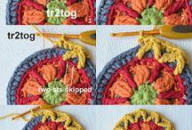 Crochet overlay