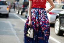 Inspiration for Women / Outfit inspiration, all in style of the Kilo Shop!