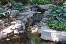 Water Gardening / Waterfalls, Water Fountains, Water Features