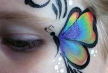 Pintura facial!!!