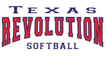 Texas Revolution Softball