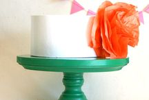 Cake Stands / by Tailored
