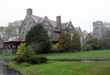 Rhode Island Colleges / You can also visit http://collegehistorygarden.blogspot.com/ for more information.