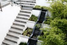Lodi schody