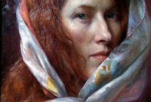 Art Painter Kamille Corry