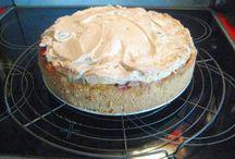 Rabarber Kuchen