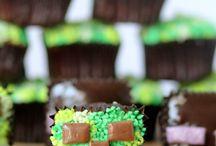Minecraft birthday ideas / by Carrie Bullis