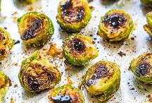 Recipes / Roasted Brussels Sprout