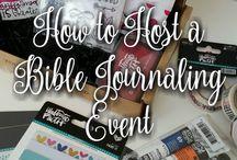 Host Bible Journaling