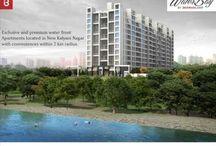 Water Bay / Water Bay- 2BHK Apartments in new Kalyani Nagar