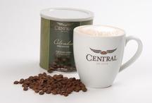 Productos Central de Café / Café de Alta Gama, natural y tostado fresco. Recetas y Variedades cuidadosamente seleccionadas y tostadas, que permiten mantener su gusto regional. / by Central de Café