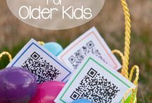 Teaching Ideas QR /codes