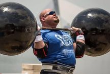 Strongman Equipment / Ideas for competition implements